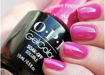 The Pedicure Spa - manicure gelcolor ze zdjęciem poprzedniego gelcoloru