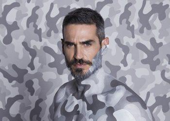 ModrzejewskAcademy - koloryzacja grey camo