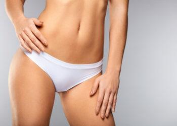 QUISKIN Beauty Clinic - depilacja woskiem - bikini podstawowe