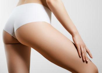 QUISKIN Beauty Clinic - depilacja woskiem - uda z kolanami