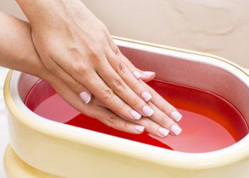QUISKIN Beauty Clinic - zabieg parafinowy na dłonie