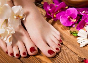 QUISKIN Beauty Clinic - pedicure hybrydowy