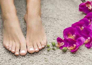 QUISKIN Beauty Clinic - pedicure ekologiczny zoya