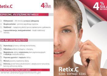 Velvet Skin Clinic - peeling retix c - twarz + szyja + dekolt
