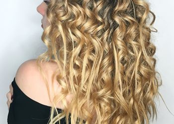 Salon Faces - loki / curly curls