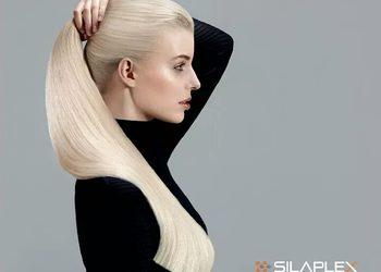 Salon Fryzjerski CLAIR DE LUNE - regeneracja silaplex - włosy średnie