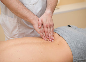 Good Luck Club  - masaż klasyczny częściowy wykonywany przez fizjoterapeutę