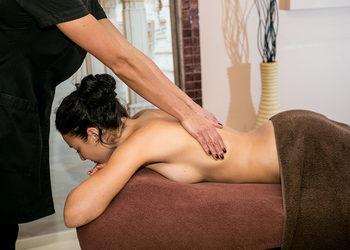 Good Luck Club  - masaż ciepłym olejem sezamowym + sauna