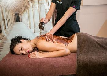 Good Luck Club  - masaż czekoladowy + sauna