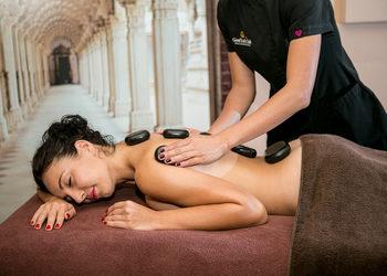 Good Luck Club  - masaż gorącymi kamieniami