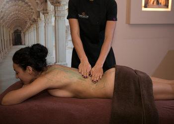 Good Luck Club  - masaż klasyczny z peelingiem