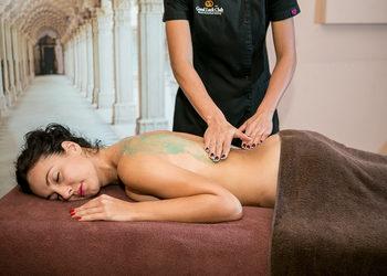 Good Luck Club  - masaż klasyczny z peelingiem + sauna