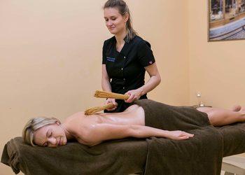 Good Luck Club  - masaż pałeczkami/miotełkami bambusowymi + sauna