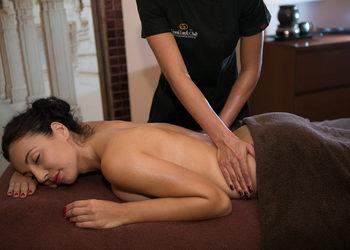 Good Luck Club  - masaż relaksacyjny + sauna
