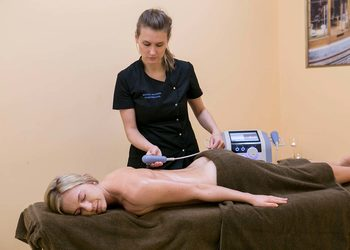 Good Luck Club  - masaż relaksacyjny + fala radiowa + sauna