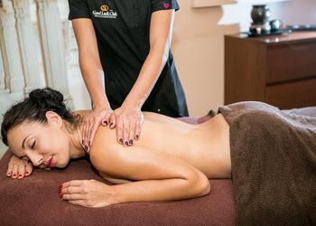 Good Luck Club  - masaż sportowy + sauna