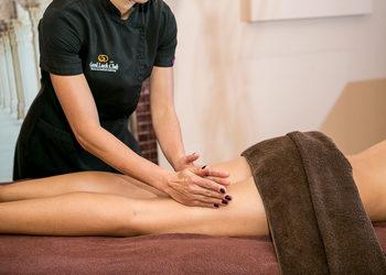 Good Luck Club  - masaż wspomagający odchudzanie+sauna