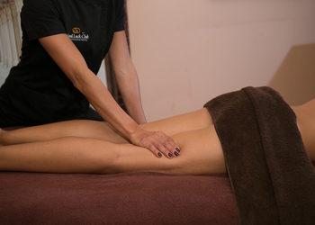 Good Luck Club  - masaż wspomagający odchudzanie