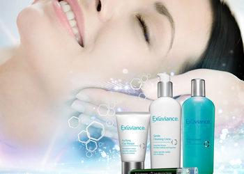 SKIN PERFECT Gabinet Nowoczesnej Kosmetyki - exuviance - skóra w blasku zdrowia