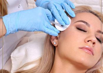 JADORE INSTYTUT - usuwanie zmarszczek kwasem hialuronowym / wrinkles