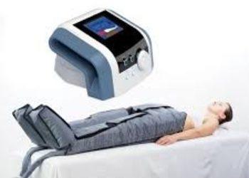 Olimpia Day SPA - pressoterapia - masaż w kombinezonie drenującym