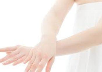 Olimpia Day SPA - woskowanie całe ręce