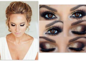"""Salon Fryzjersko- Kosmetyczny """"Hryszko Hair&Beauty"""" - makijaż okolicznościowy"""