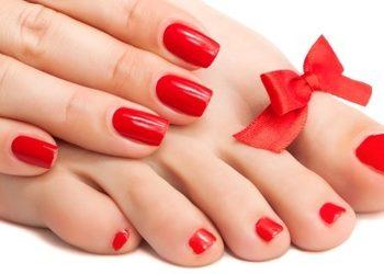 Gabinet Zdrowy Styl - manicure + pedicure (z malowaniem) (k.25)