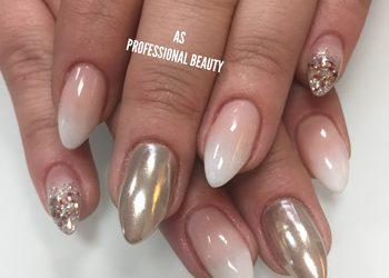 Studio Paznokcia AS Professional Beauty - przedłużanie paznokci żelem french