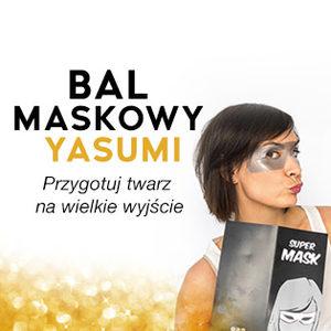 YASUMI Warszawa Gocław - Instytut Zdrowia i Urody  - Bal maskowy - przygotuj twarz na wielkie wyjście