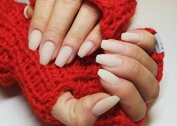 Happy & Beauty - przedłużenie paznokci flexy gel na szablonie