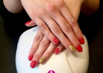 Salon Urody i Modelowania Sylwetki Babski Looksus  - manicure żelowy - przedłużanie paznokci (uzupełnienie)