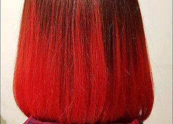 Hair and Beauty ETHERIA - strzyżenie damskie półdługie