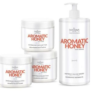 Aromatic honey
