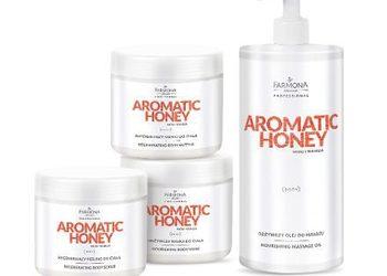 Beauty M Studio Urody - ❤️walentynkowa promocja❤️ -20%❗️ aromatic honey - zabieg odżywczo – regenerujący ciało
