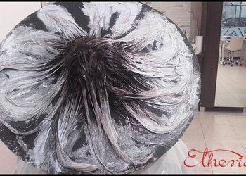Hair and Beauty ETHERIA - koloryzacja na kole - art hat