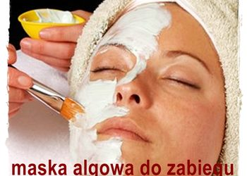 Hair and Beauty ETHERIA - maska algowa na twarz - do zabiegu