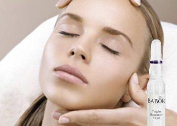 Glamour Instytut Urody - babor stop stress treatment