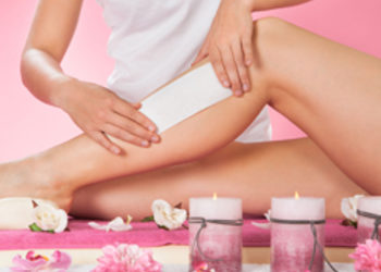 Glamour Instytut Urody - usuwanie owłosienia woskiem - łydki