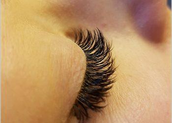 Hair and Beauty ETHERIA - przedłużanie rzęs metodą objętościową - uzupełnianie