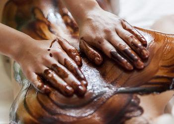 Zdrowy Masaż - masaż czekoladowy