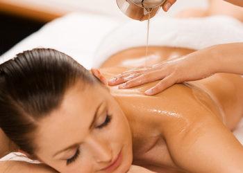 Zdrowy Masaż - masaż aromatyczną świecą