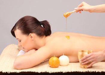 Zdrowy Masaż - masaż miodem ujędrniający- 50 minut