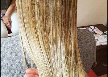 Hair and Beauty ETHERIA - koloryzacja 1 kolor długie plus strzyżenie