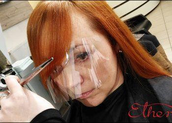 Hair and Beauty ETHERIA - podcięcie grzywki