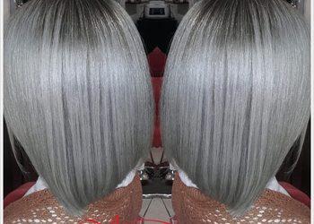 Hair and Beauty ETHERIA - koloryzacja 1 kolor półdługie plus strzyżenie