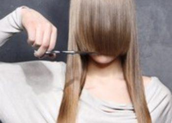 """Salon fryzjerski """"Atelier Fryzur"""" - grzywka"""