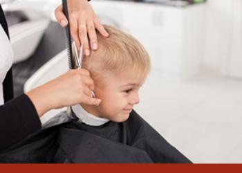 """Salon fryzjerski """"Atelier Fryzur"""" - strzyżenie dzieci do 10 lat"""