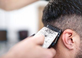 """Salon fryzjerski """"Atelier Fryzur"""" - strzyżenie maszynką"""