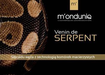 Hand Park - siła jadu węża monduniq